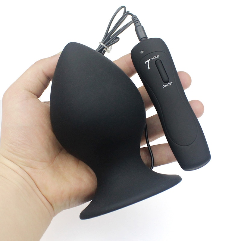 butt Sex vibrator masturbate big toys