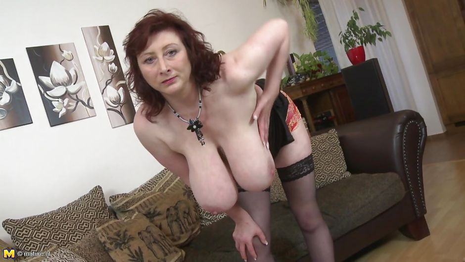 Pegging slut licking first time