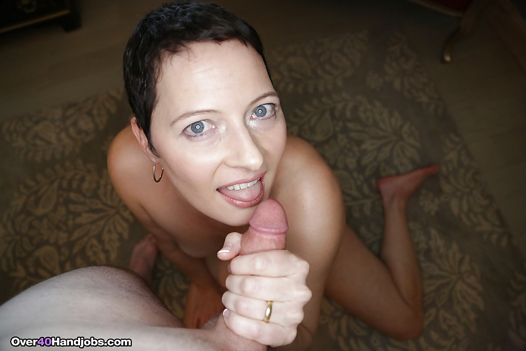 big dick webcam POV short hair
