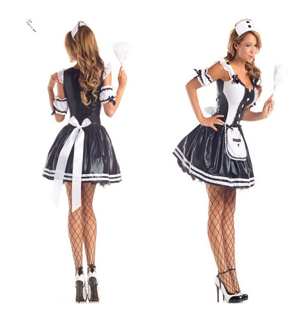 ffm shorts Ebony maid