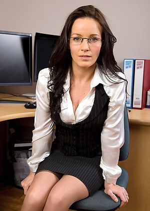 Shelby recommend Glasses interracial petite students