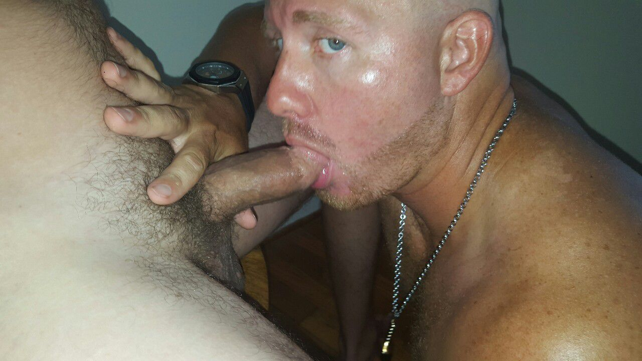 Sucking dick interview gay