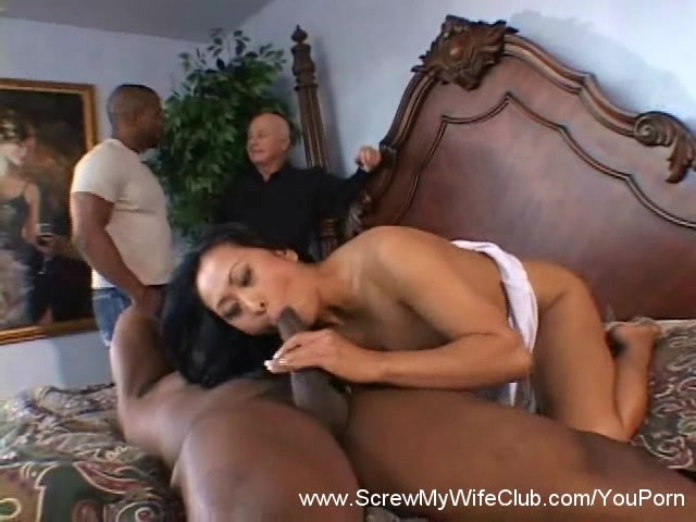 Abraham recommends Interracial pawgs first time slut
