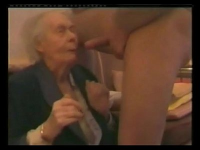 sucking Humilation dick grannies