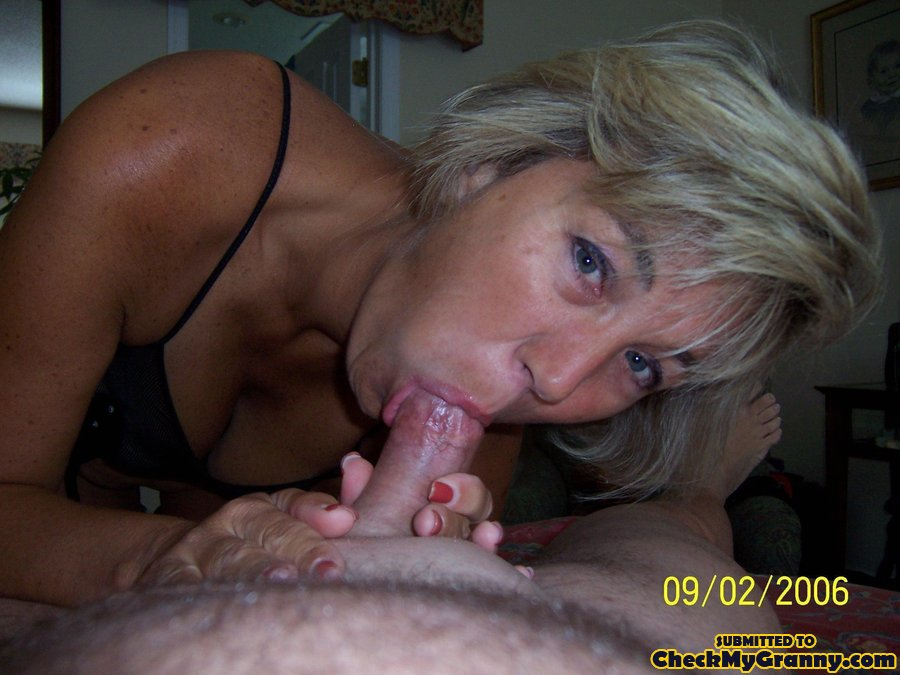 grannies hot dick Sucking party