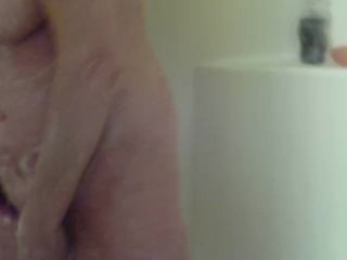 shower Bisexual daddy maid