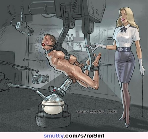 spy domination fucking machines Muscle