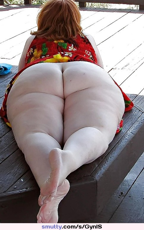 chubby outdoor uncensored Big butt