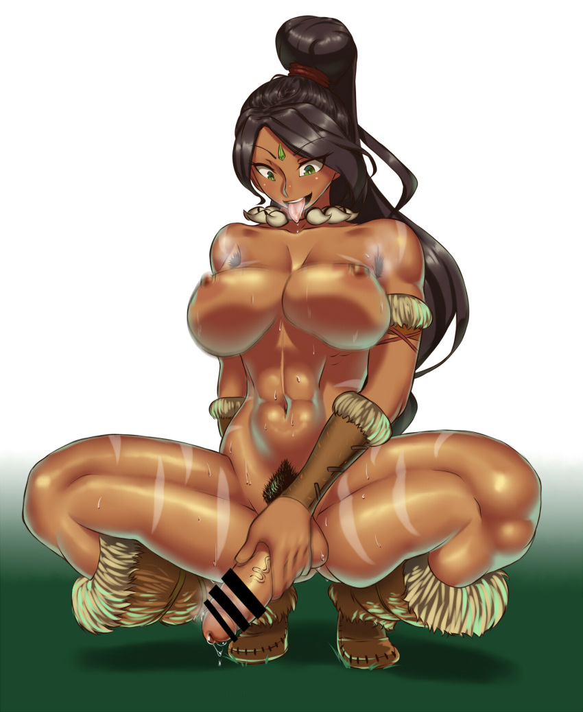 futa muscle Ebony smalltits