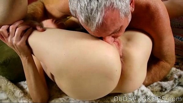 glamour horny Sucking old dick
