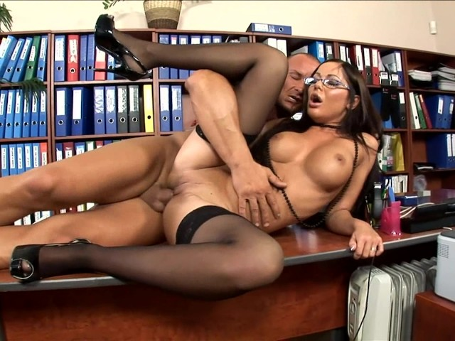 Office first time rimming twink
