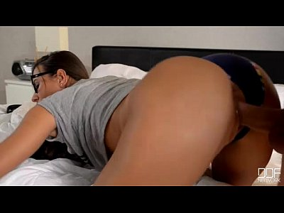 party Glasses solo anal