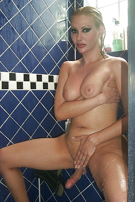 domina erotic Midget shower
