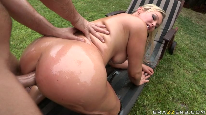 anal Outdoor glamour shared