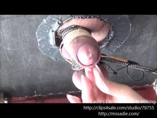gloryhole Torture precum party
